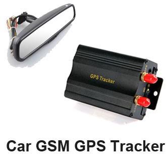 Car gsm gps