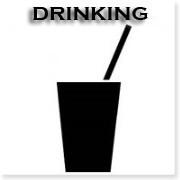 geek drinking
