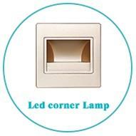 Led corner Lamp