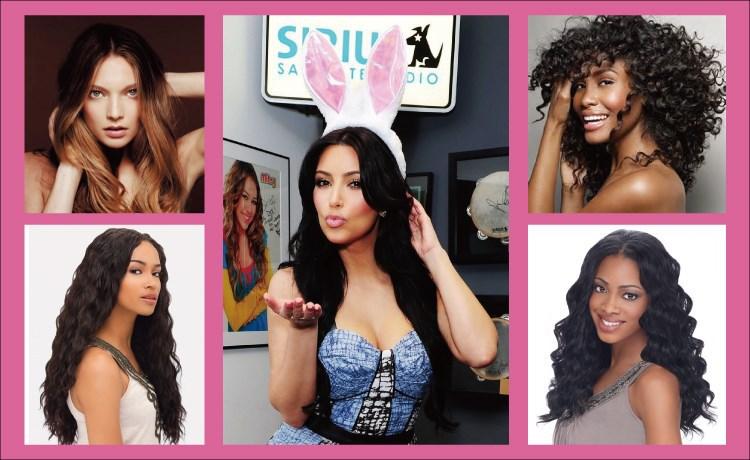 model-show-wigs