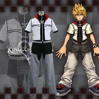 Kingdom Hearts Original Soundtrack Complete Box RO KU SA do ROKU cosplay