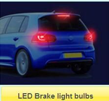 LED Brake light bulbs