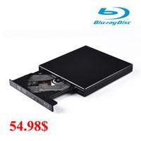 Streamline-Design-USB-2-0-Blu-ray-Burner-DVD-RW-Drive-Multi-Function-Media-Player-external