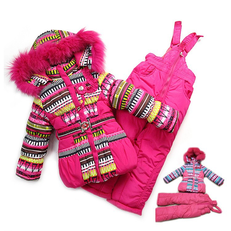 Free-shipping-2014-new-Children-s-winter-Baby-girl-Ski-suit-sport-sets-outdoor-warm-coats