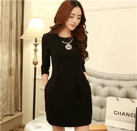 zhutu women long dress (2)