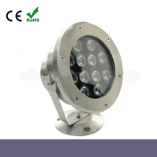 12W_High_Power_LED_RGB_Under_Water