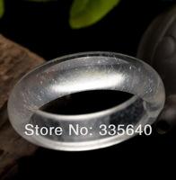 Natural white crystal bracelet natural crystal bracelet Shuimo jade bracelet belt certificate free shipping