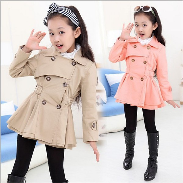 Retail-1PC-New-2014-Autumn-Children-Outerwear-Girls-Fashion-Double-Breasted-Trench-Coats-Jackets-ZZ2536