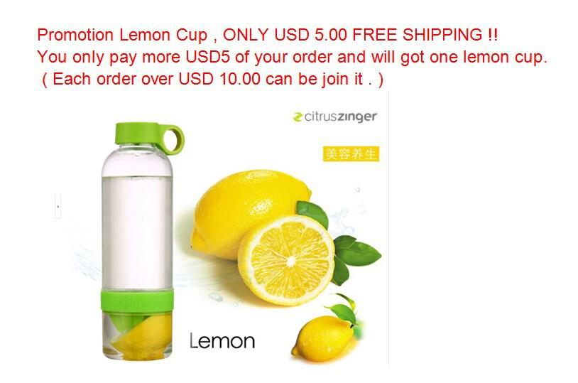 LEMON TEA PROMOTION