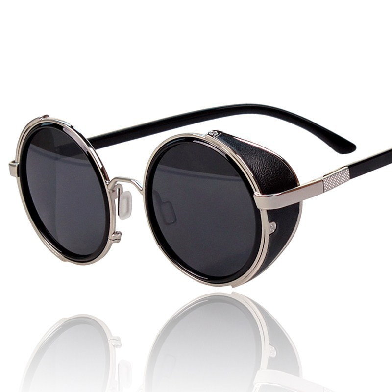 Gimmax-vintage-sunglasses-female-star-style-sunglasses-2014-male-personality-circle-sun-glasses