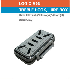 UGO-C-A03 TREBLE HOOK,LURE BOX
