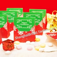 Christmas Snowflake Favor Box
