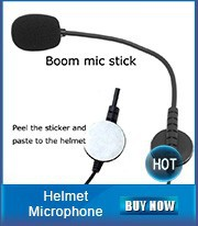 top selling helmet boom mic