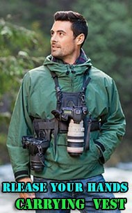 Carrying-Photographer-Vest