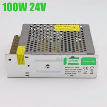 24V 100W power supply