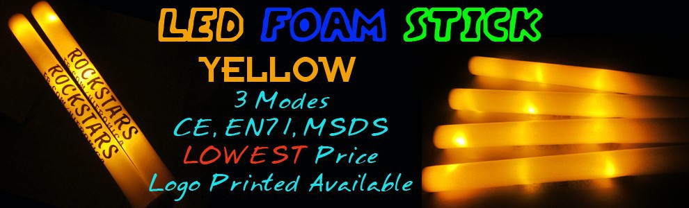 yellow foam stick 3