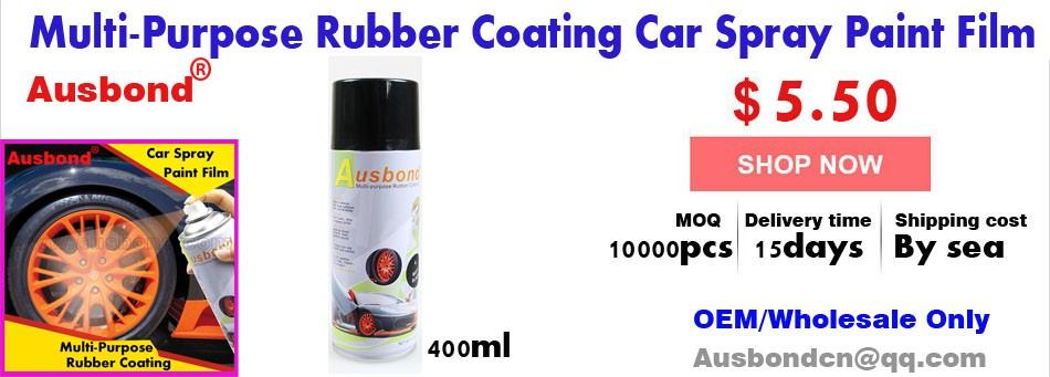Ausbond Car Spary Paint Film4