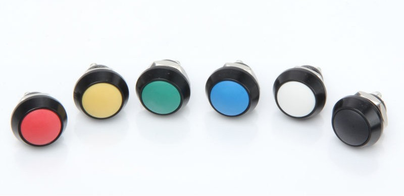 Reference 12mm colors butons