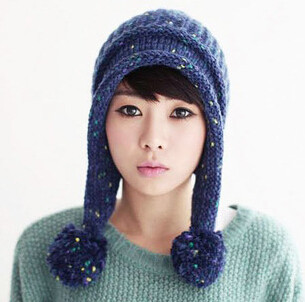 2014-New-Fashion-Winter-Warm-Solid-Lovely-Brief-Hats-With-Ball-Casual-Knitted-Skullies-Beanies-wf