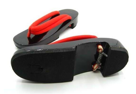red kimono shoes 14