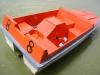 Pedal Boat Fiberglass Made