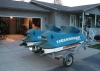 2 Units 1998 Tiger Shark Ts 770 With Trailer And Cover