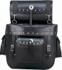 Dl-1605 Leather Saddle Bags