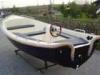 Holland Sloop Motor Boat,