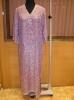 New 100% Silk Long Tunic Kafthan Dress