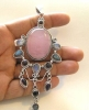 Silver Pendants, Gemstone Pendants, Chakra Pendants, Handcrafted Pendants, Silver Jewelry