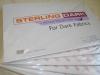 Sterling Dark Laser Heat Transfer