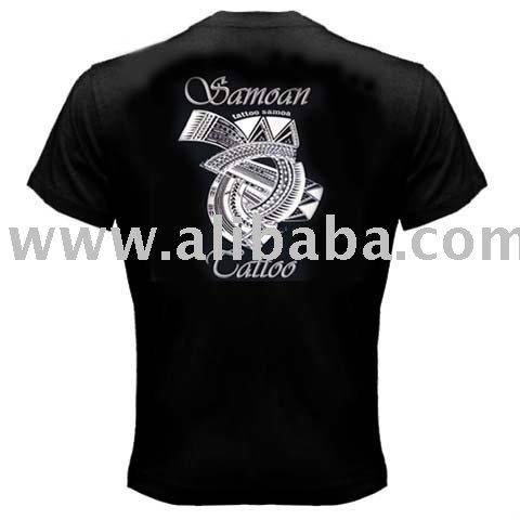 Samoa Lotonuu Samoan T Shirts Picture