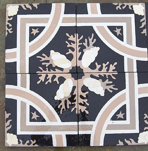 Cemento azulejo suelo verde cer mica identificaci n del producto 102524925 - Baldosas de cemento ...