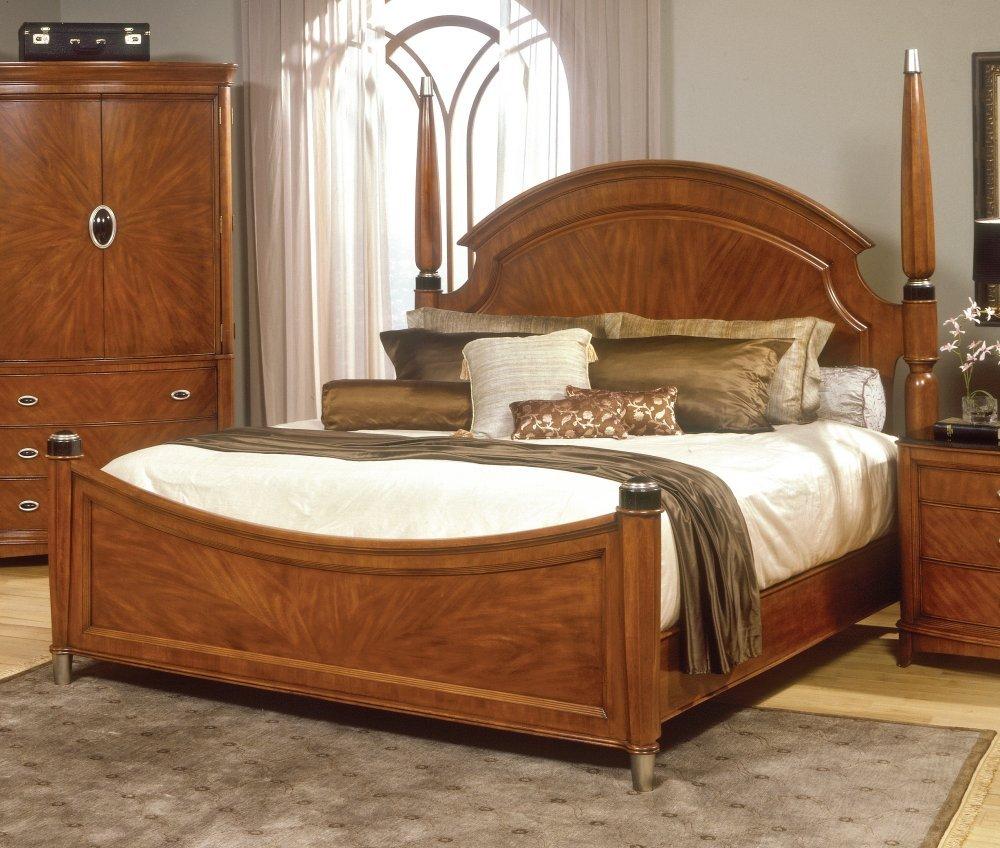 Decoraci n e ideas para mi hogar fotos 10 camas de madera for Modelos de barcitos hecho en madera