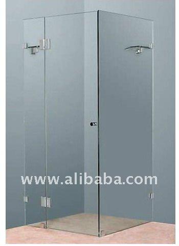 Australian standard di schermo doccia senza telaio cabina - Box doccia senza telaio ...