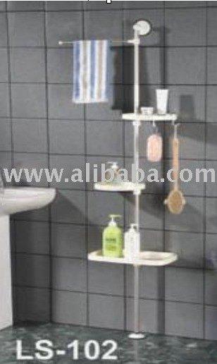 Organizador De Baño Acero Inoxidable:Accesorios de baño& organizadores-Instalaciones de baños