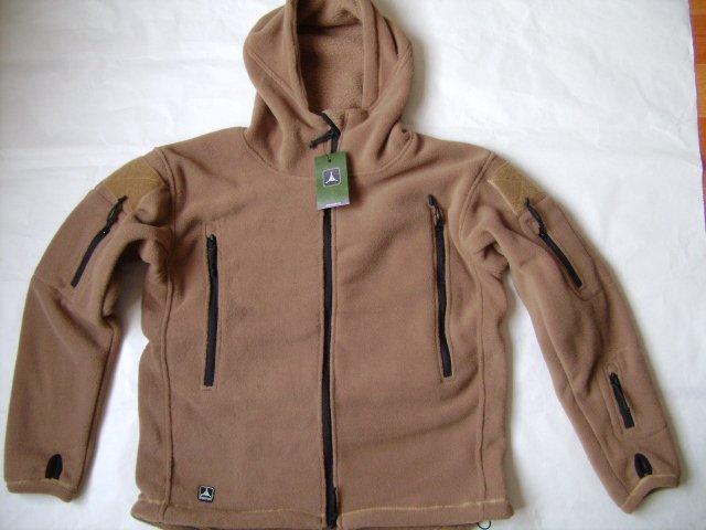 PCU ropa de invierno Ranger_Hood_Freeze_Jacket_Smock_TAD_Style_Brown_Black
