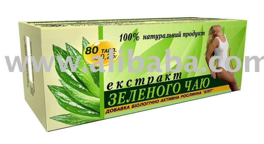 Капсулы зеленого чая в уфе