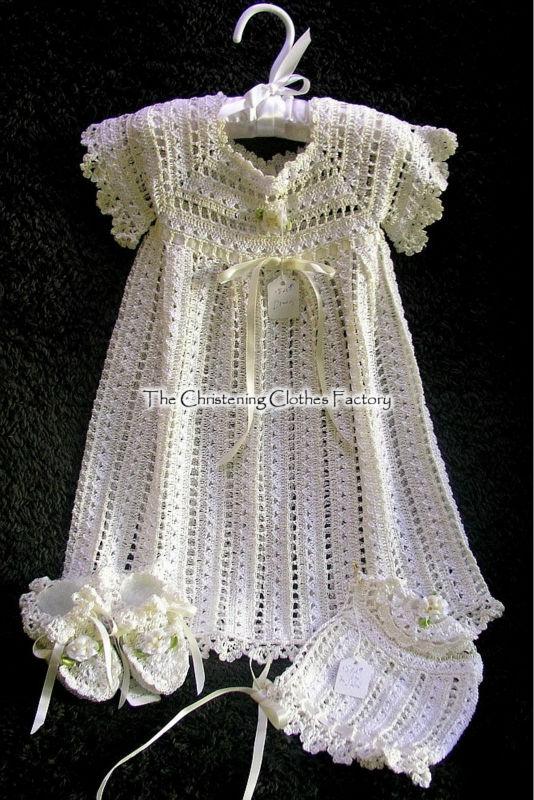 vestidos bautizo tejidos crochet and post pictures