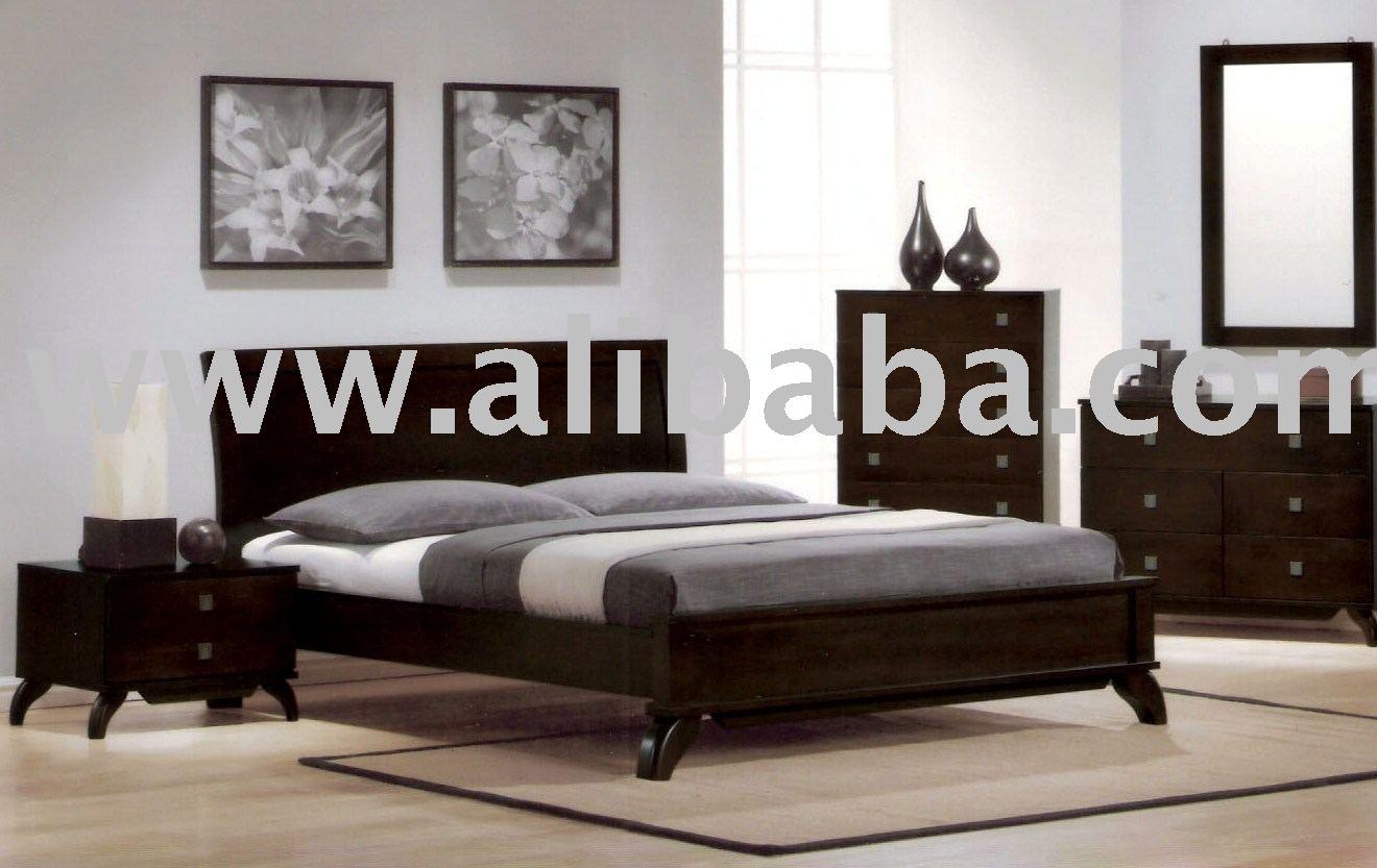 Meubles de chambre coucher meubles en bois de chambre for Ensemble meuble chambre