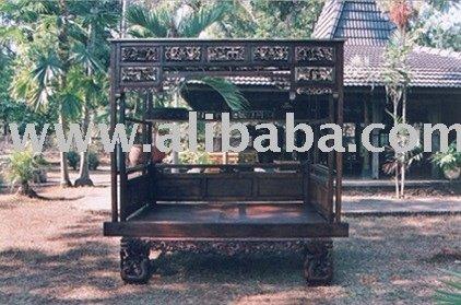Chinesisches antikes bett bett produkt id 106763790 for Billige einzelbetten