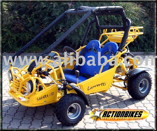 Kinroad avec des erreurs XT110GT ATV. Point d'origine: Germany