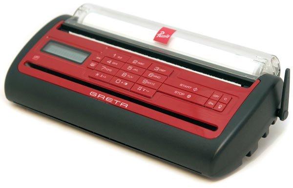 mobile fax machine