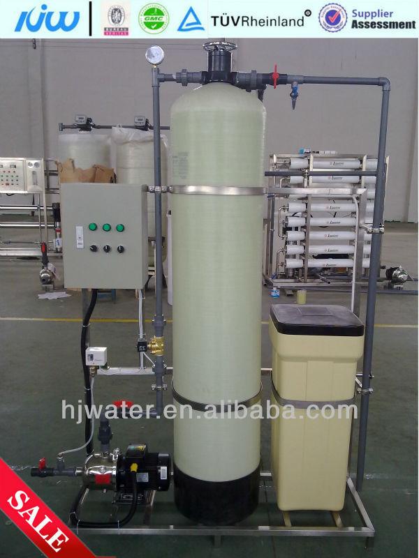 Boiler Feed Water ~ Water softener industrial boiler