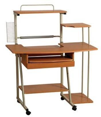 Table d 39 ordinateur bureau de pc 200 mod les table en for Bureau en bois pour ordinateur