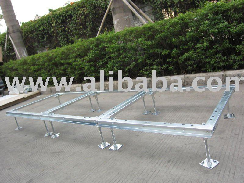 Sede rack pavimento sopraelevato kit supporto for Pavimento sopraelevato prezzo