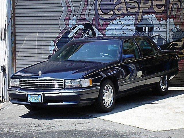1995 Cadillac DeVille Concours Specs