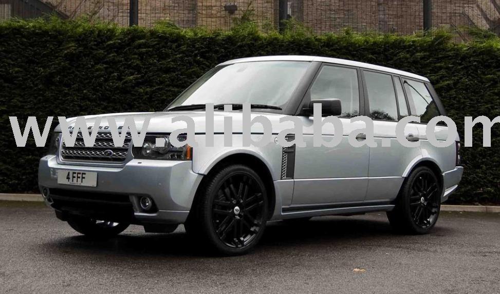 China LAND ROVER Range Rover V8 Supercharged Vogue SE 2010 Facelift