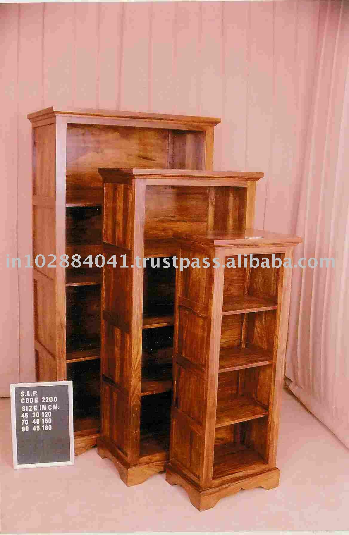 Decorativa em madeira livro da biblioteca prateleiras for Biblioteca cologne
