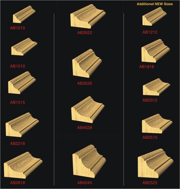 D coratifs corniche de moulage du bois moulures id du for Corniche exterieur